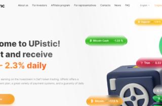 UPISTIC.COM